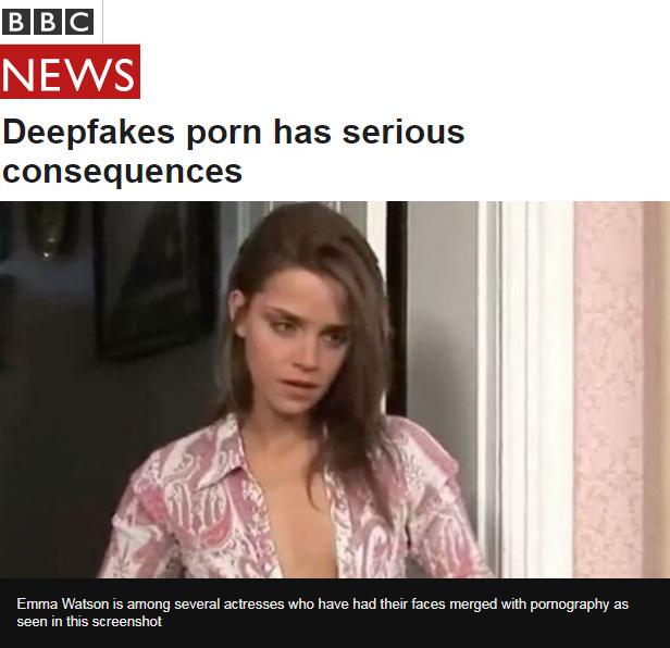 Натали Портман Deepfake